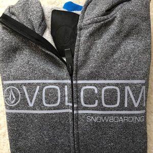 Youth Volcom Full Zip Sweatshirt/Jacket